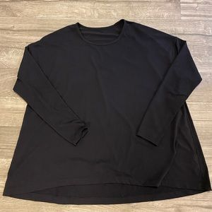 Lulu Lemon Oversized Top